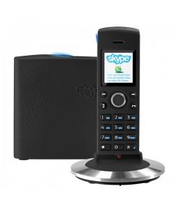 Беспроводной Skype-телефон iToneDUALphone 4088 RU (black, чёрный)