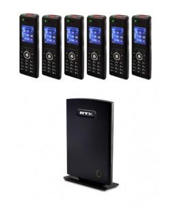 iTone 8660 х 1 iTone 8430 х 20 – Комплект из 1 базовой станции и 20 трубок