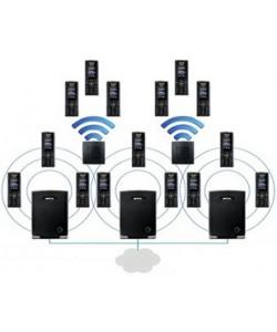 Бесшовная сеть DECT до 50 абонентов SIP
