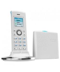 Беспроводной Skype-телефон iTone DUALphone 4088 RU (white, белый)